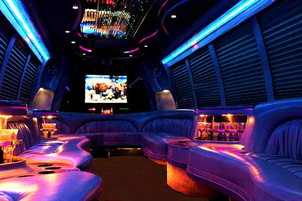 18 passenger party bus rental montgomery