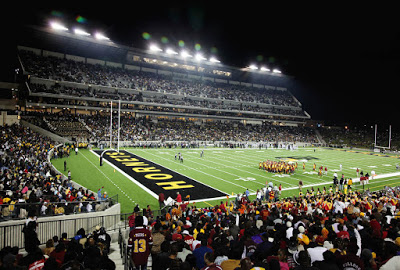 Alabama State University Stadium Limo Service