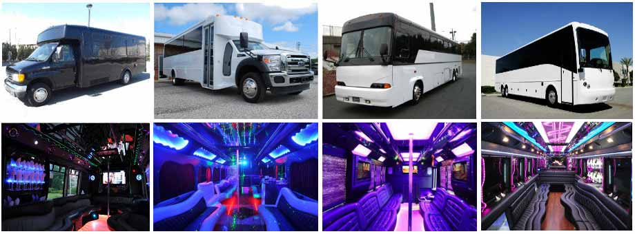 Party bus Montgomery