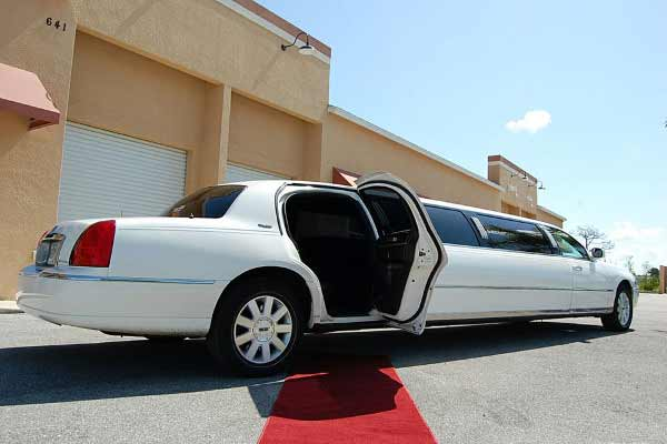 lincoln stretch limousine montgomery