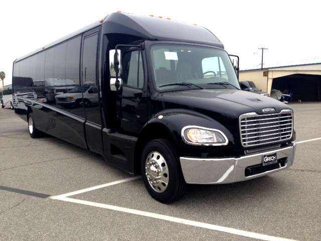 montgomery party bus rental