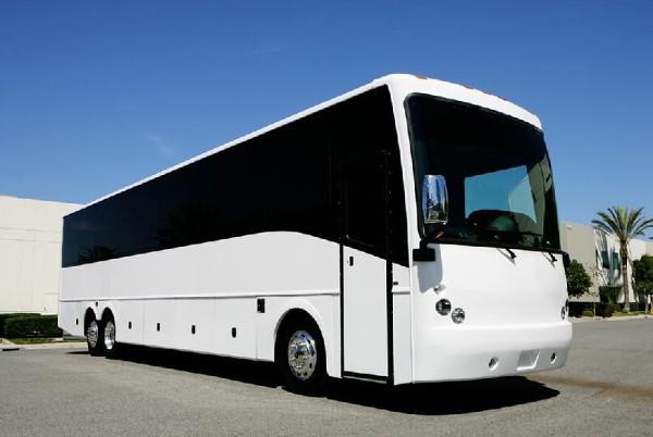Montgomery 50 Passenger Charter Bus